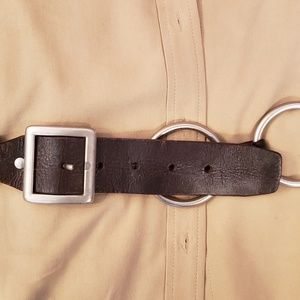 Free People belt, M/L